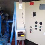 RTU Installed on Panel