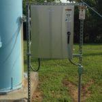 Water Tower RTU Install