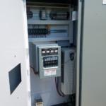 Well 5 Control Panel Left Interior